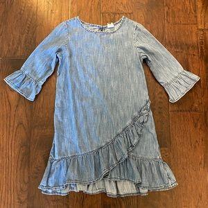 Gap Kids Faux Wrap dress